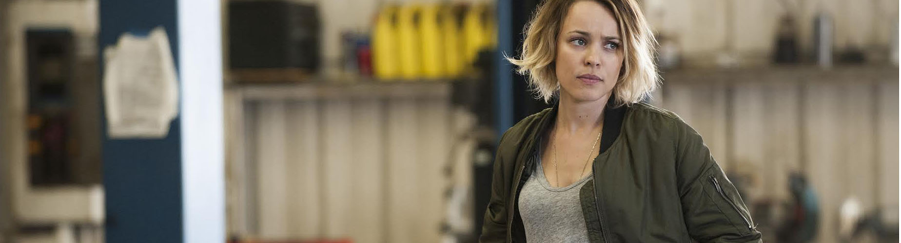 "Rachel Talks ""True Detective"" Episode 4 With Variety"