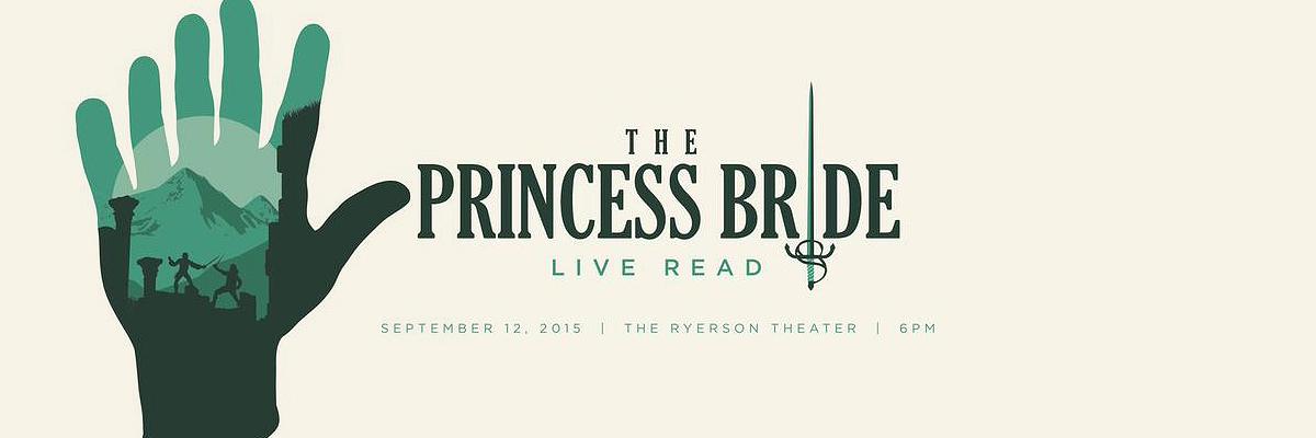 "Rachel Joins Jason Reitman's ""The Princess Bride"" TIFF Live Read!"
