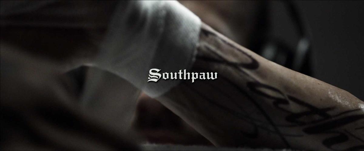 """Southpaw"" Digital HD Screencaptures"