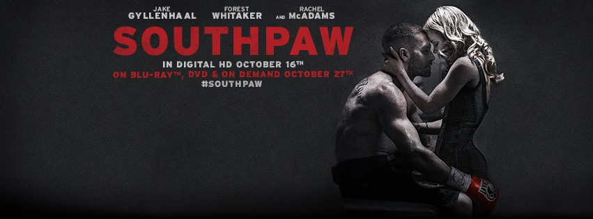"""""""Southpaw"""" Blu-Ray, DVD, On Demand Release Dates"""