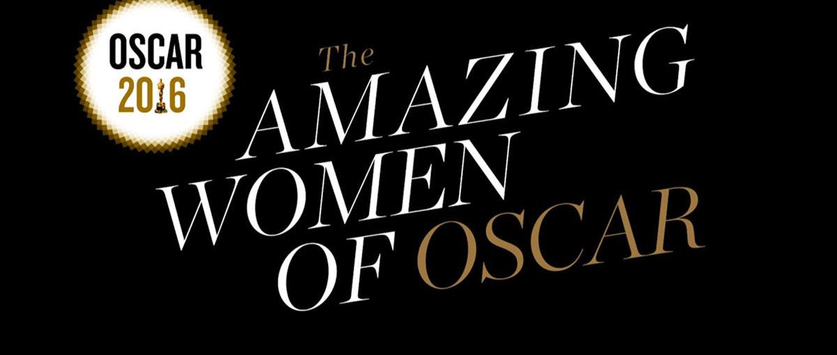 People Magazine: Amazing Women Of Oscar