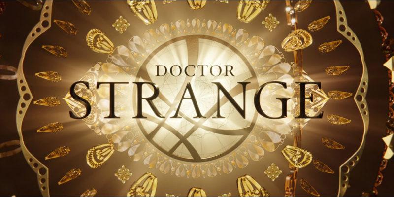 """""""Doctor Strange"""" Digital HD Screencaptures"""