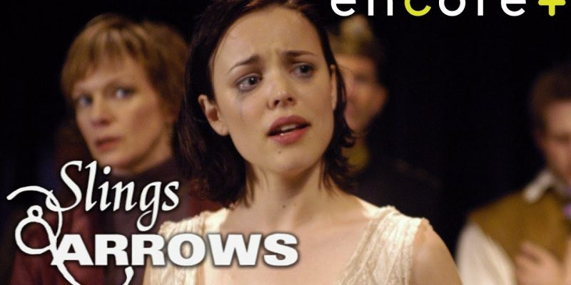 """""""Slings & Arrows"""" Available For Streaming On Encore+"""