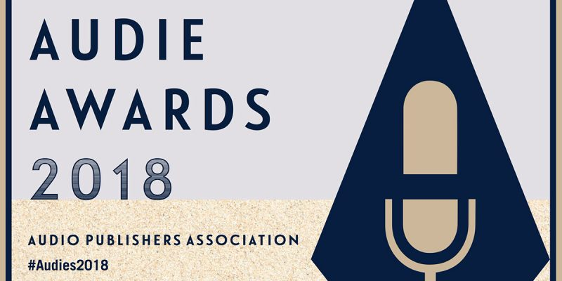 Rachel Nominated For 2018 Audie Awards